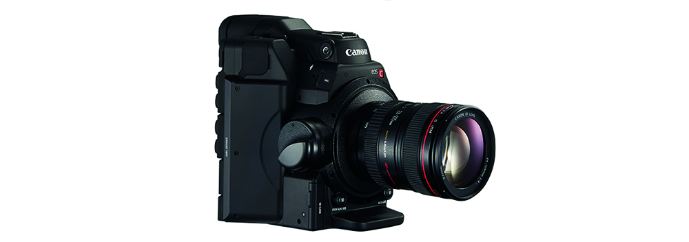 NAB 2015 Gear: Canon C300 Mark II