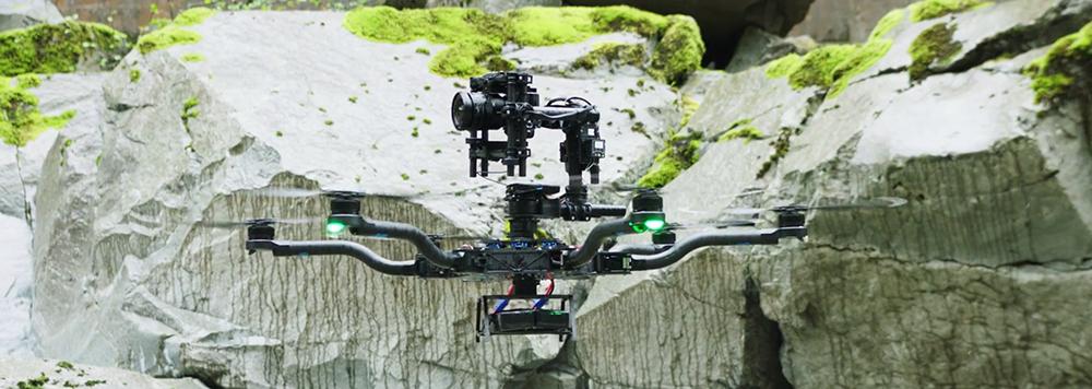 Camera Drone Example
