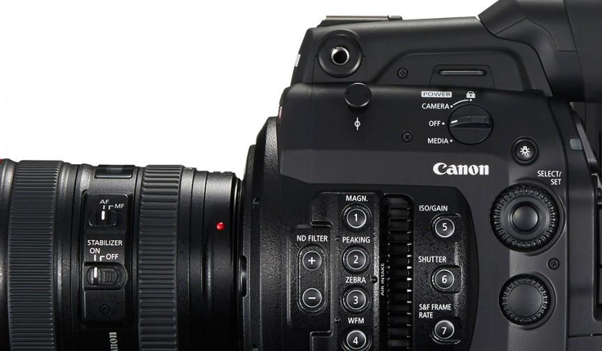 Canon C300 Mark II Featured Image