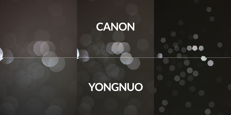 Yongnuo 35mm F/2: Canon vs Yonguno Comparison