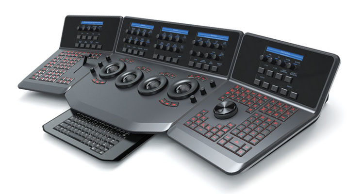 DaVinci Color Grading Control Surface