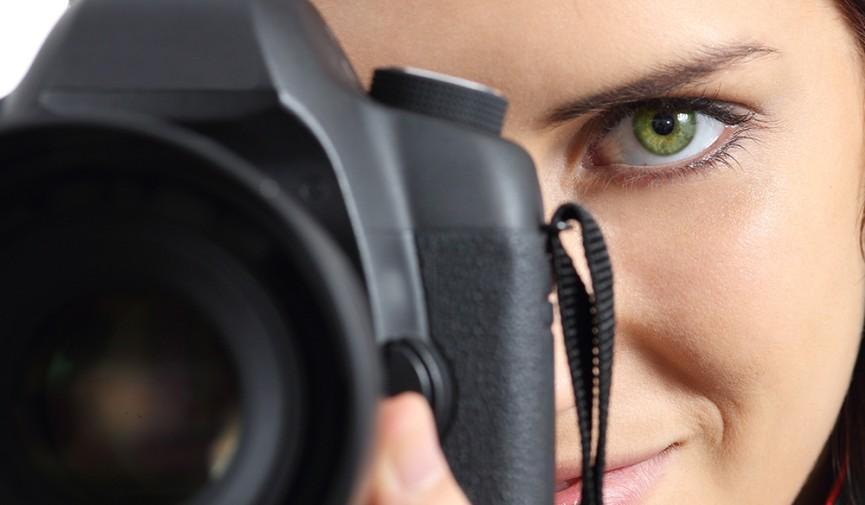 Eyeball Camera Cover image