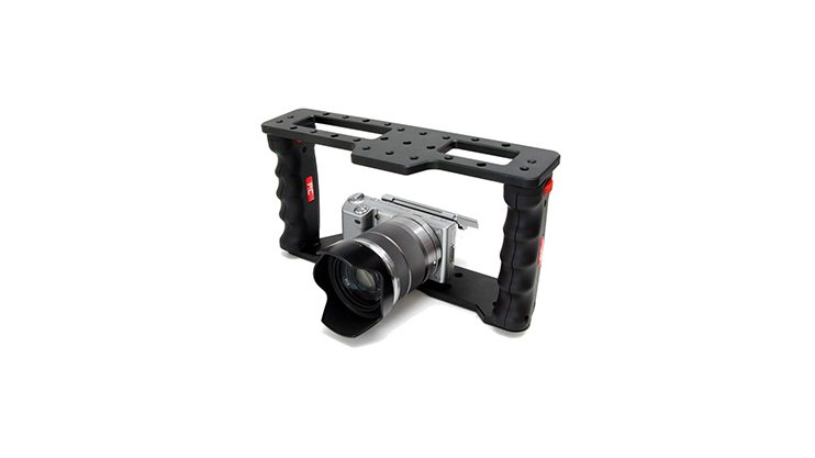 Gearbox Camera Cage