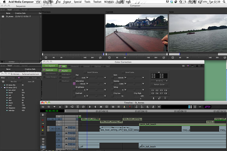 Film Trailer Editing Tips: Media Composer
