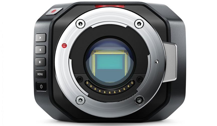 Blackmagic Micro Cinema Camera Cover Image