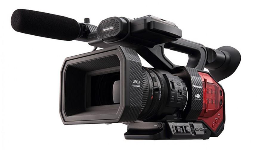 DVX200 Camera Cover Image