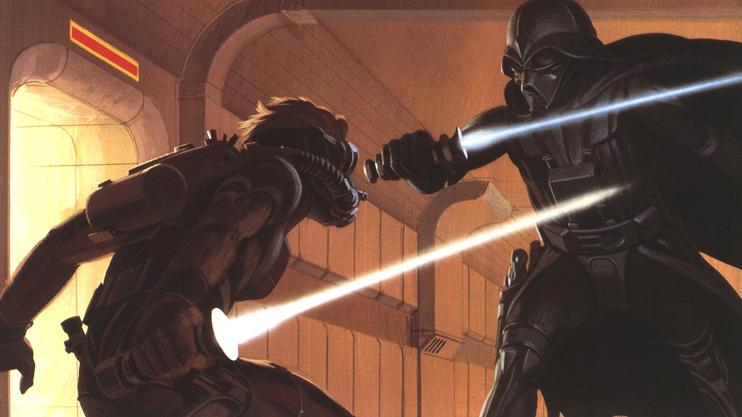 Star Wars Behind the Scenes: Concept Art