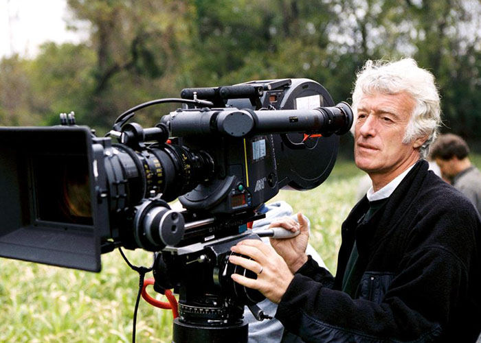 Roger Deakins, one of the great cinematographers