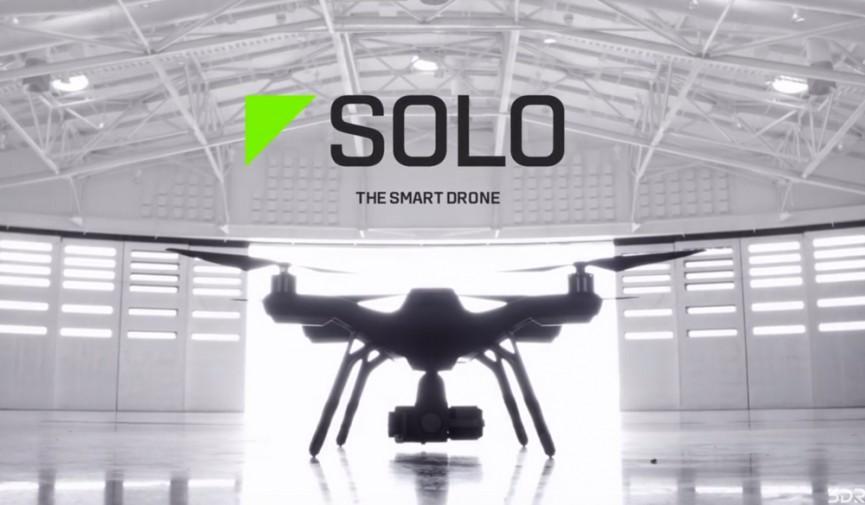 Solo Smart Drone Cover Image