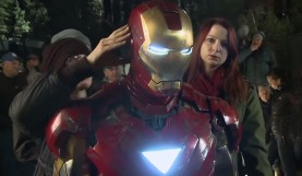 The Avengers BTS Cover Image