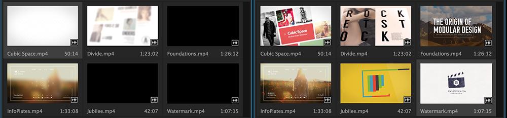 Premiere Pro Tutorial: Thumbnail Examples