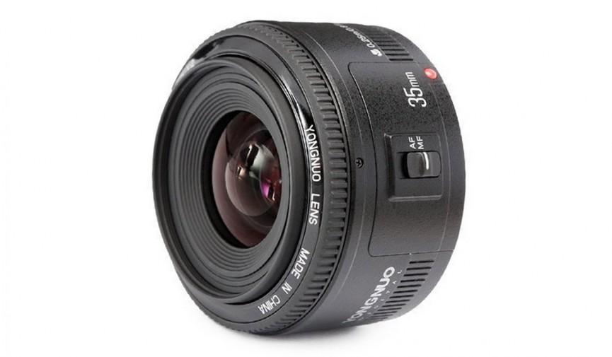 Yongnuo 35mm f2