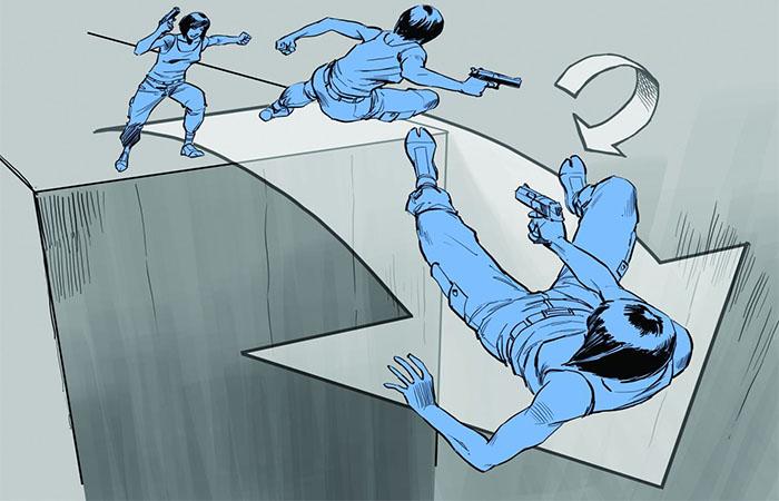 Storyboarding: Arrows