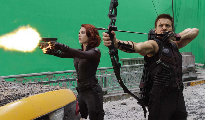 Avengers VFX Featured Image