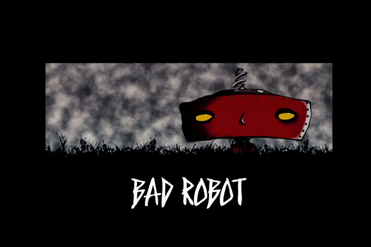 Film Trailer Editing Tips: Bad Robot Logo