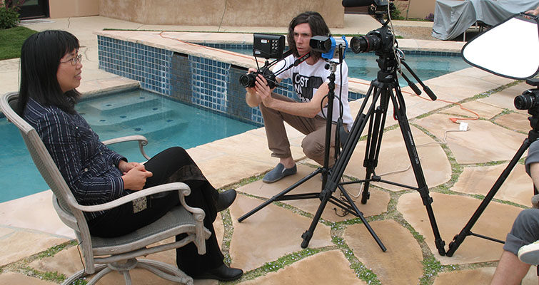 Producing Documentaries - interview