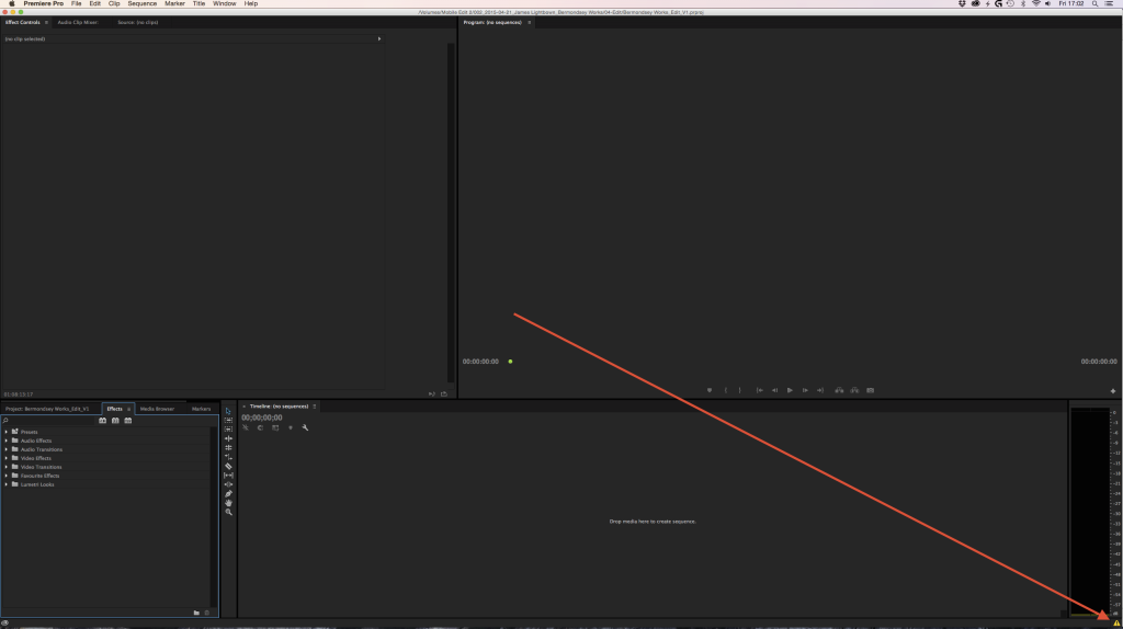 Editing in Premiere Pro: Font Replacement