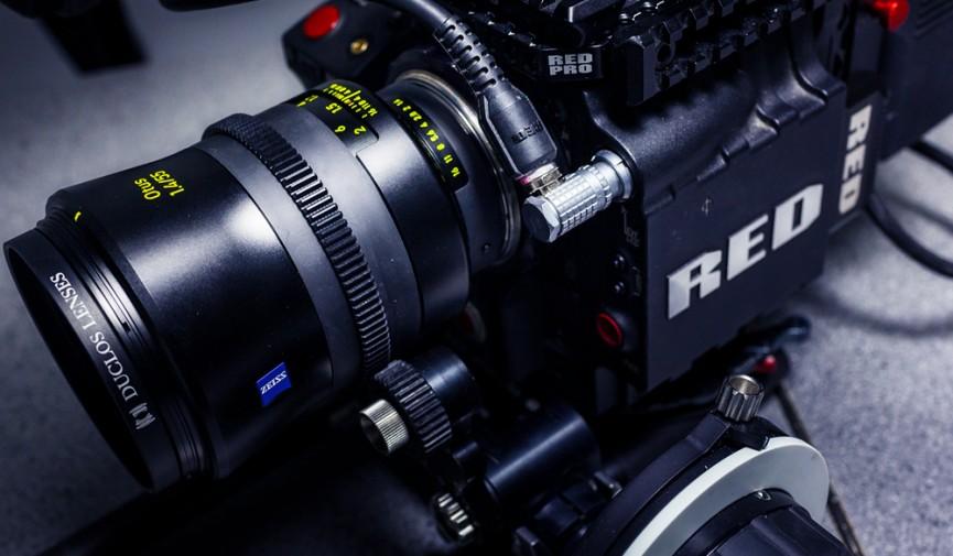 Cinema Lenses Cover image