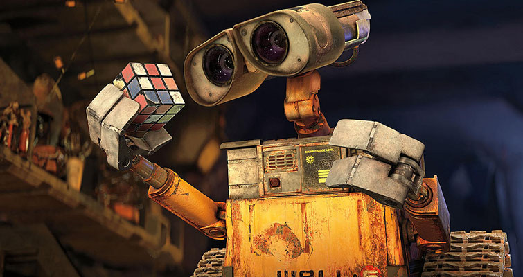 Films With Minimal Dialogue: Wall-E