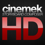 Apps for Filmmakers: Cinemek Storyboard Composer HD