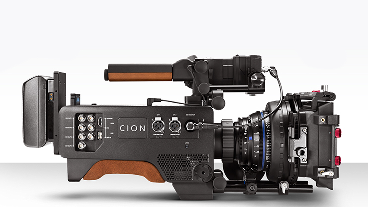 Is the AJA CION the Biggest Bust in Modern Filmmaking: Product Shot
