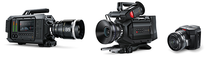 best options for high frame rate filmmaking blackmagic