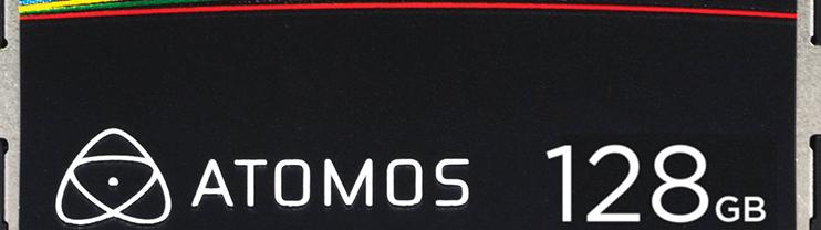 Blackmagic URSA Mini Atomos