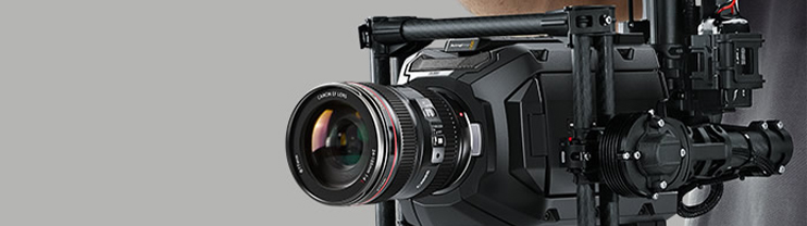 Best Camera Loadout Options for the Blackmagic URSA Mini