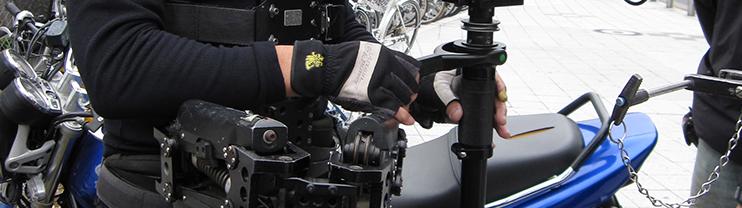 Blackmagic URSA Mini Steadicam