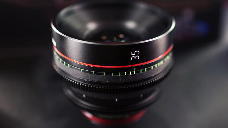 Cinema Lenses: Canon-CN-E