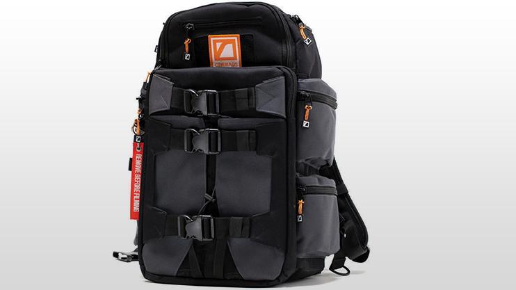 5 Tips for Traveling Filmmakers: CineBags CB-25B Revolution Backpack