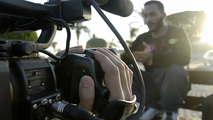 A Complete Guide to Documentary Filmmaking  -  Audio