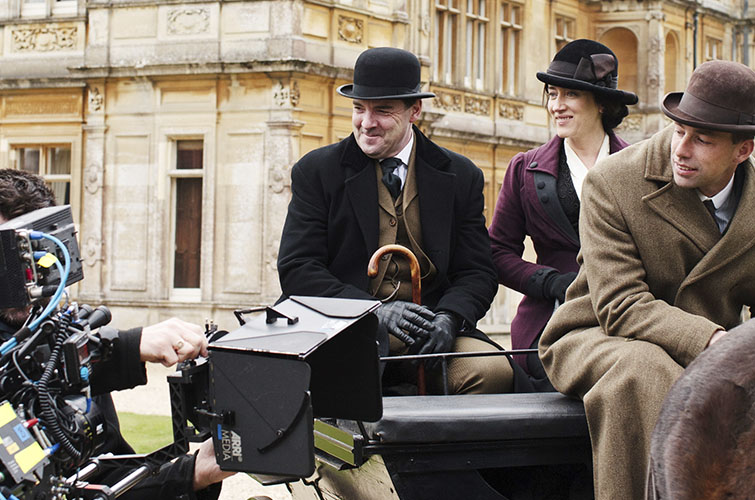 5 Tips for Shooting a Period Piece on a Shoestring Budget - Downton Abbey