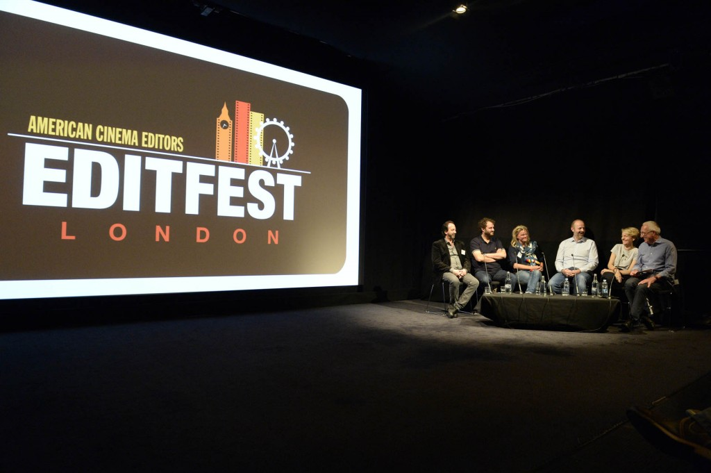 Edit Fest London 2015 - Advice for editors
