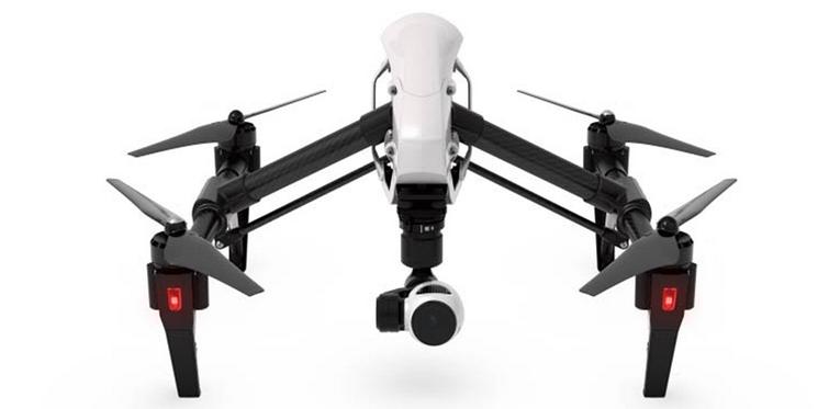 DJI Drone: Inspire 1