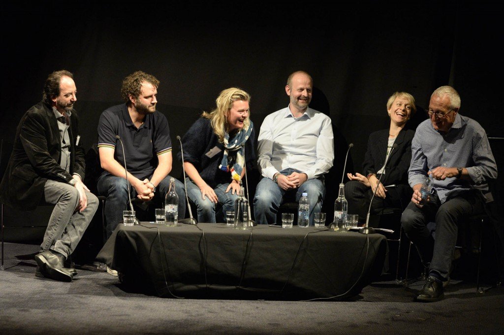 Advance Your Editing Career: Edit Fest London 2015 Panel