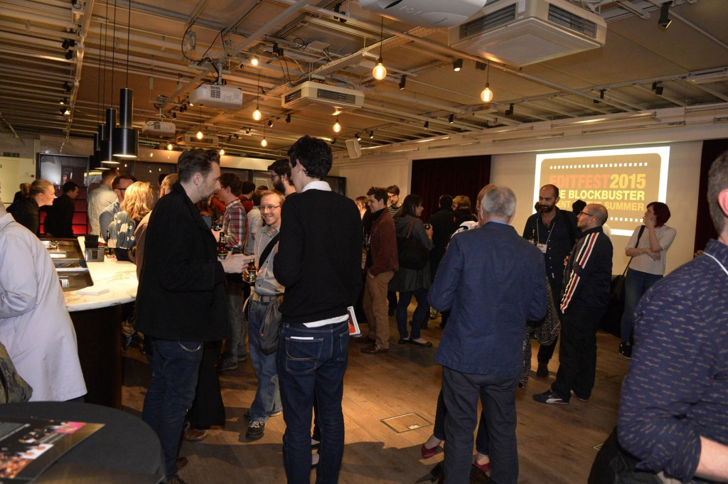Advance Your Editing Career: Networking at Edit Fest London 2015