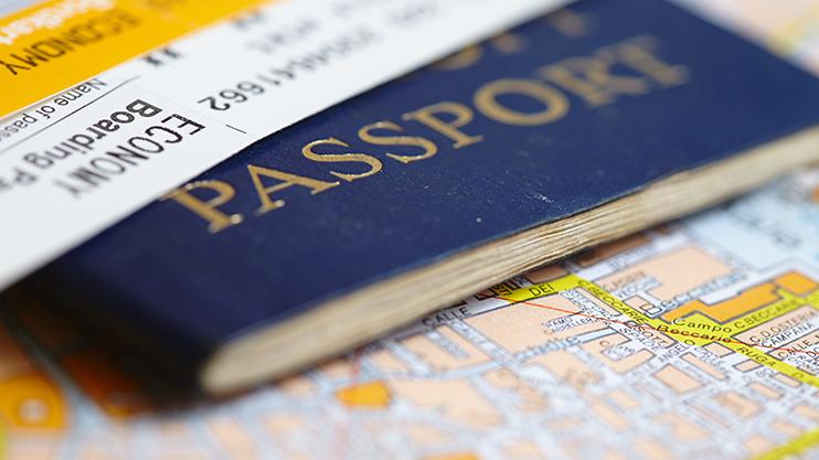 5 Tips for Traveling Filmmakers: Passport Travel Filmmaker