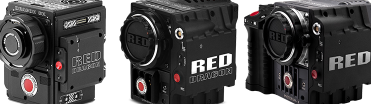 best options for high frame rate filmmaking red