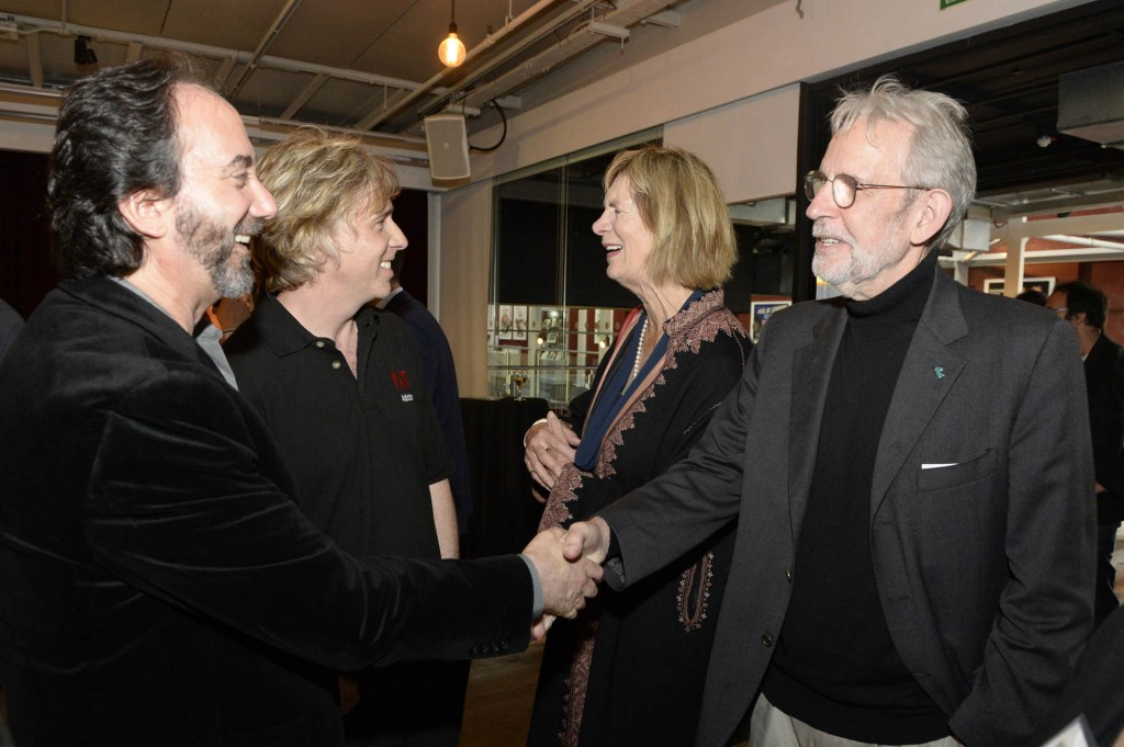 Advance Your Editing Career: Edit Fest London 2015 - Walter Murch