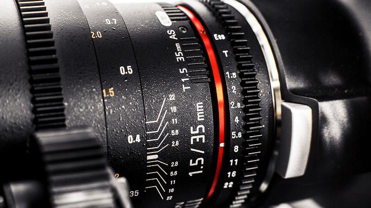 Cinema Lenses: Rokinon-Cine-Lenses