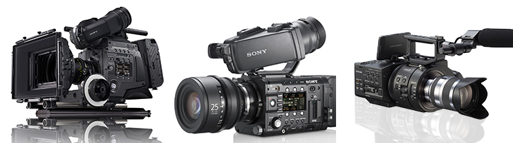 sony camera best options for high frame rate filmmaking sony