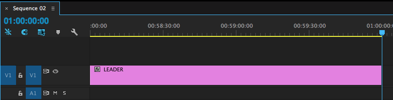 setting starting timecode in premiere pro cc 2015