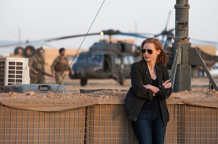 Film Editing Lessons: Zero Dark Thirty