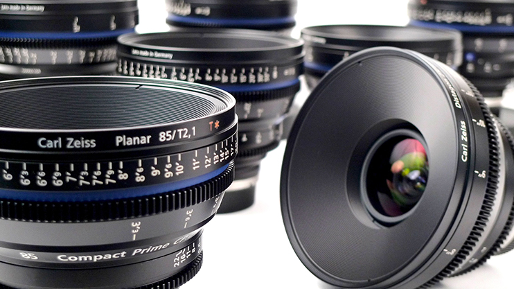 Cinema Lenses: Zeiss-Compact-Prime