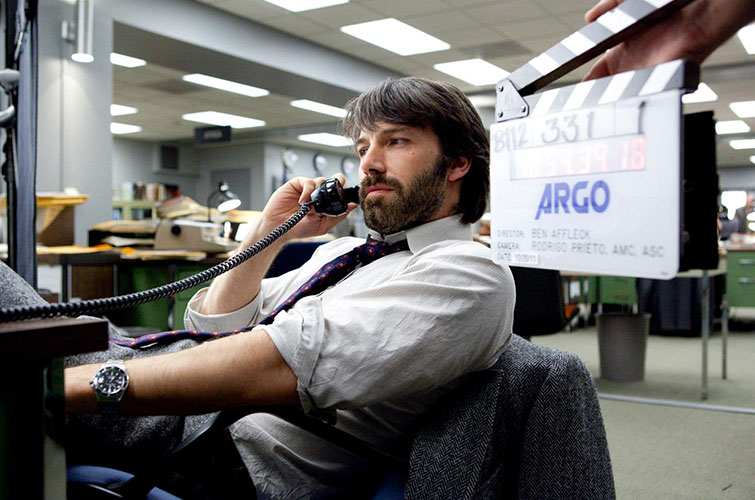 Film Editing Lessons: Argo
