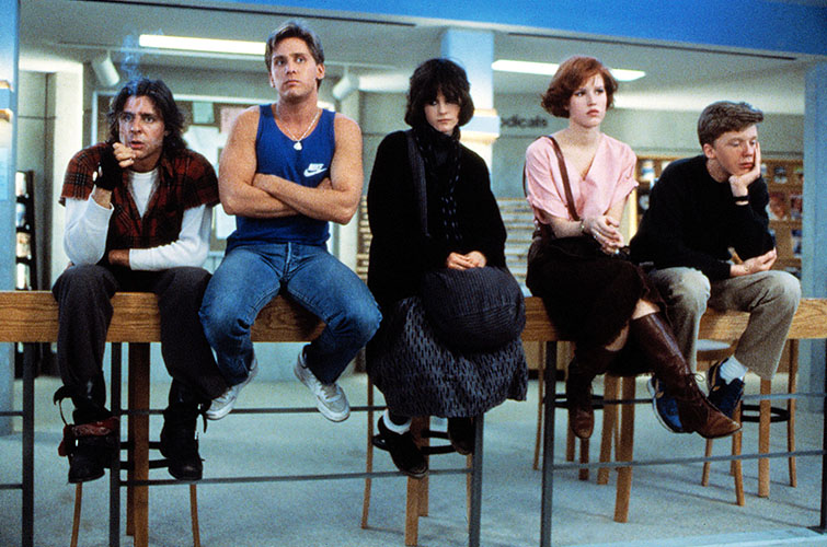 Film Editing Lessons: The Breakfast Club