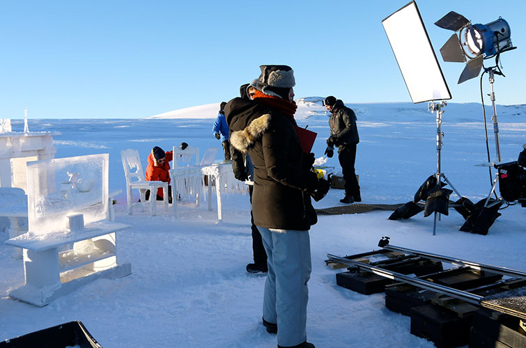 Scoring Great Film Locations On A Budget: ICE