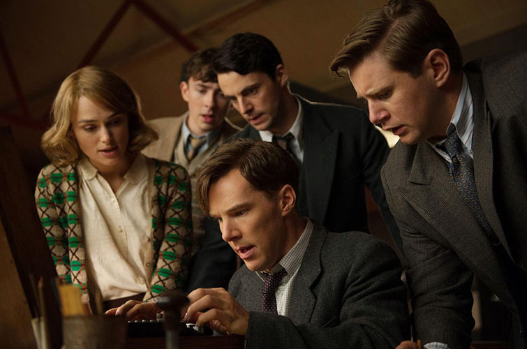Film Editing Lessons: The Imitation Game