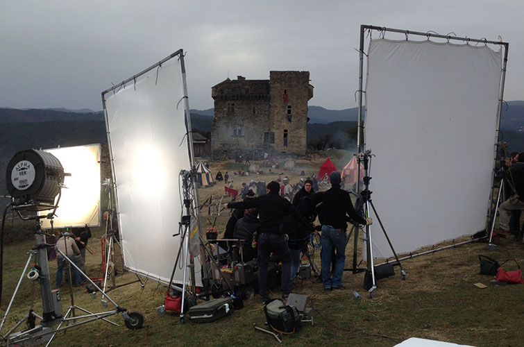 Scoring Great Film Locations On A Budget: Castle